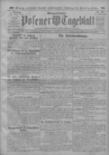 Posener Tageblatt 1913.04.22 Jg.52 Nr186