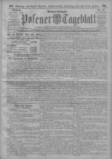 Posener Tageblatt 1913.04.23 Jg.52 Nr187