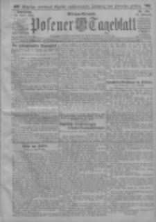 Posener Tageblatt 1913.04.24 Jg.52 Nr189