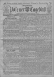 Posener Tageblatt 1913.04.27 Jg.52 Nr195