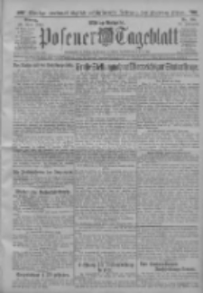 Posener Tageblatt 1913.04.28 Jg.52 Nr196