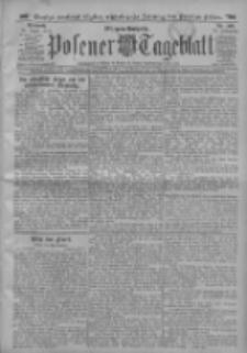 Posener Tageblatt 1913.04.30 Jg.52 Nr199