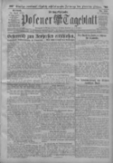 Posener Tageblatt 1913.04.30 Jg.52 Nr200
