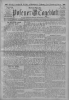 Posener Tageblatt 1913.05.01 Jg.52 Nr201