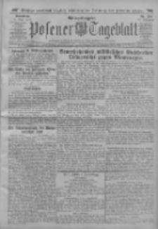 Posener Tageblatt 1913.05.04 Jg.52 Nr204