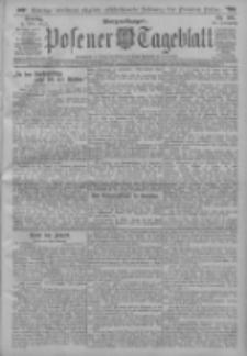 Posener Tageblatt 1913.05.04 Jg.52 Nr205