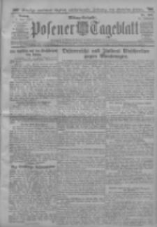 Posener Tageblatt 1913.05.05 Jg.52 Nr206