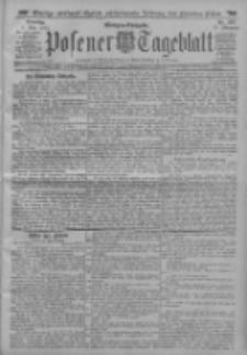 Posener Tageblatt 1913.05.06 Jg.52 Nr207