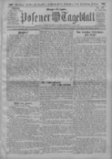 Posener Tageblatt 1913.05.11 Jg.52 Nr217