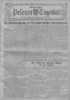 Posener Tageblatt 1913.05.13 Jg.52 Nr218