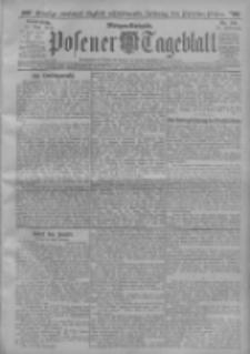 Posener Tageblatt 1913.05.15 Jg.52 Nr221