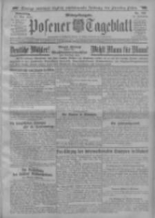 Posener Tageblatt 1913.05.15 Jg.52 Nr222