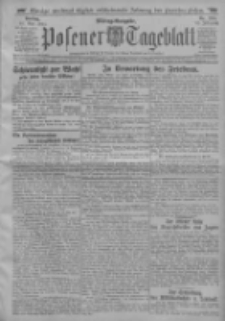 Posener Tageblatt 1913.05.16 Jg.52 Nr224
