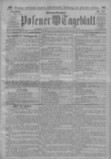 Posener Tageblatt 1913.05.17 Jg.52 Nr225