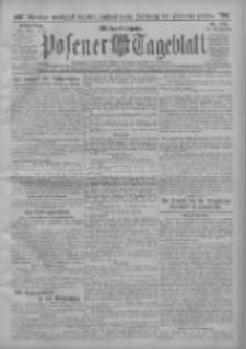 Posener Tageblatt 1913.05.22 Jg.52 Nr234