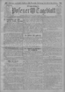 Posener Tageblatt 1913.05.24 Jg.52 Nr237