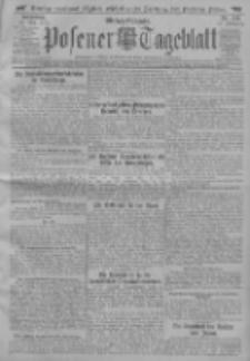Posener Tageblatt 1913.05.24 Jg.52 Nr238