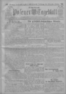 Posener Tageblatt 1913.05.27 Jg.52 Nr242