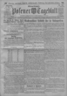Posener Tageblatt 1913.05.29 Jg.52 Nr246