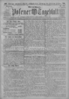 Posener Tageblatt 1913.05.31 Jg.52 Nr249