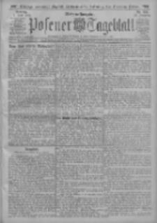 Posener Tageblatt 1913.06.01 Jg.52 Nr251