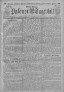 Posener Tageblatt 1913.06.03 Jg.52 Nr253