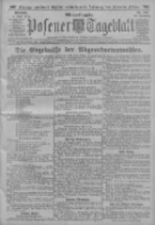 Posener Tageblatt 1913.06.04 Jg.52 Nr256