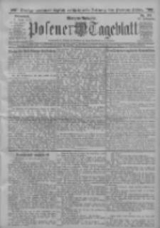 Posener Tageblatt 1913.06.07 Jg.52 Nr261
