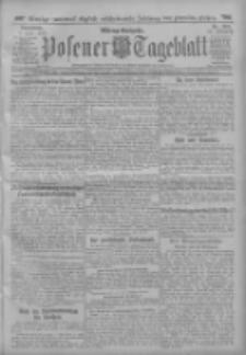 Posener Tageblatt 1913.06.07 Jg.52 Nr262