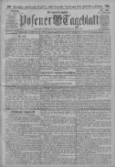 Posener Tageblatt 1913.06.10 Jg.52 Nr265