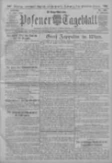 Posener Tageblatt 1913.06.10 Jg.52 Nr266