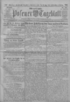 Posener Tageblatt 1913.06.11 Jg.52 Nr268