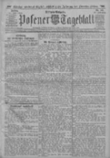Posener Tageblatt 1913.06.13 Jg.52 Nr271