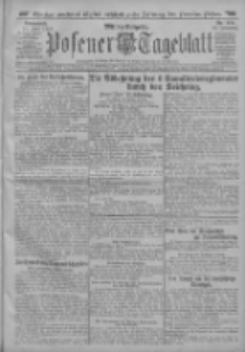Posener Tageblatt 1913.06.14 Jg.52 Nr274