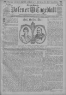 Posener Tageblatt 1913.06.15 Jg.52 Nr275