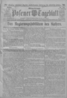 Posener Tageblatt 1913.06.16 Jg.52 Nr276