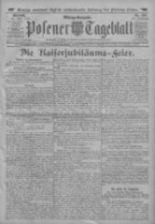 Posener Tageblatt 1913.06.18 Jg.52 Nr280