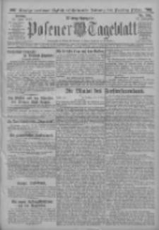 Posener Tageblatt 1913.06.20 Jg.52 Nr284
