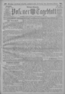 Posener Tageblatt 1913.06.21 Jg.52 Nr285