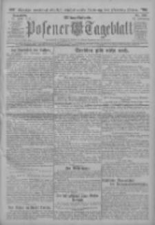 Posener Tageblatt 1913.06.21 Jg.52 Nr286