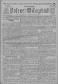 Posener Tageblatt 1913.06.24 Jg.52 Nr289