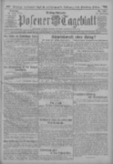 Posener Tageblatt 1913.06.24 Jg.52 Nr290