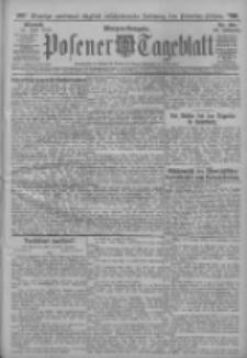 Posener Tageblatt 1913.06.25 Jg.52 Nr291