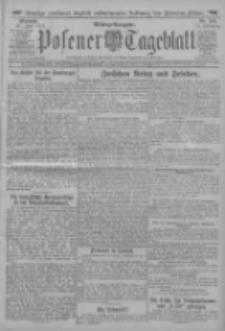 Posener Tageblatt 1913.06.25 Jg.52 Nr292