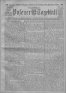 Posener Tageblatt 1913.07.26 Jg.52 Nr345