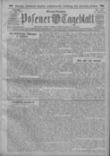 Posener Tageblatt 1913.07.27 Jg.52 Nr347