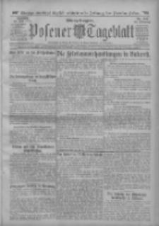 Posener Tageblatt 1913.07.29 Jg.52 Nr350