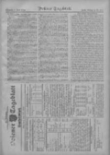 Posener Tageblatt. Handelsblatt 1908.06.02 Jg.47
