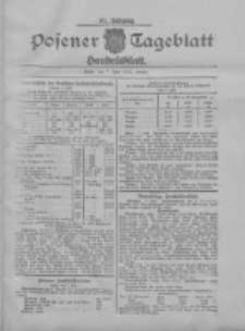 Posener Tageblatt. Handelsblatt 1908.07.07 Jg.47