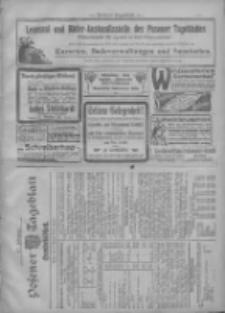 Posener Tageblatt. Handelsblatt 1908.08.01 Jg.47